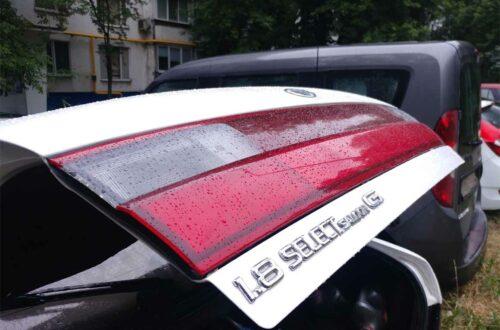 Крышка багажника Toyota Corona 1.8 Select Sallon без багажника