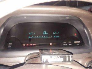 Toyota Mark 2 90 цифровая панель приборов