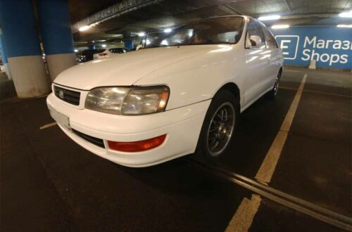 Toyota Corona ST195 - AEPEK FullTime 4WD 3S-FE 2.0 AT A540H