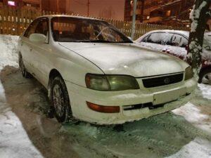 Toyota Corona ST195 - AEPEK FullTime 4WD 3S-FE 2.0 AT A540H