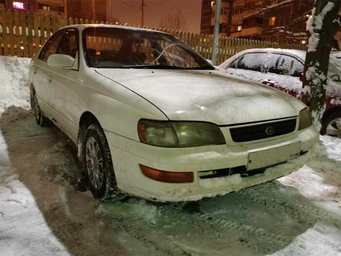 Фотография моей Toyota Corona