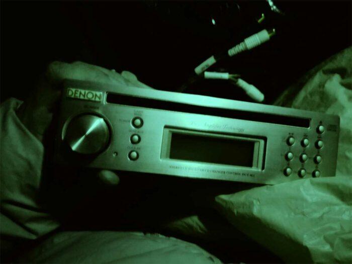 Denon DCT-R1 Denon DCT R1 1 dct дэнон дцт р1 1 hi end hi-end хай энд магнитола головное устройство гу проигрыватель