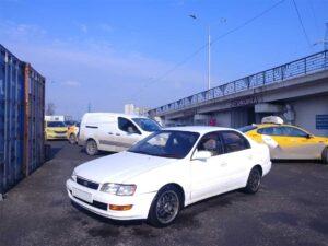 Toyota Corona ST195 - AEPEK FullTime 4WD 3S-FE 2.0 AT A540H ST195 ST191 ST190 заправка кондиционера air condition