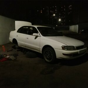 Toyota Corona ST195 - AEPEK FullTime 4WD 3S-FE 2.0 AT A540H ST195