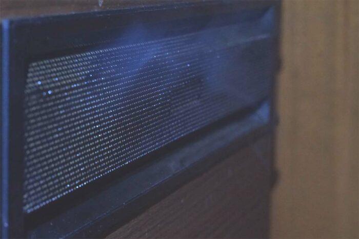 """Валит """"дым"""" из тумбы - красивая постановка Домашняя аудиосистема Орбита 50АС-125"""