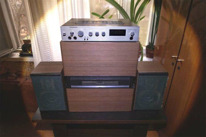 Качественная домашняя аудиосистема за 5500 рублей  Орбита 50АС-125